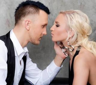 Саша T-Killah и Ольга Бузова
