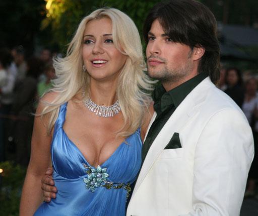 Галина Гаврилко и Владимир Ткаченко серебрянные призеры Новая Волна 2007