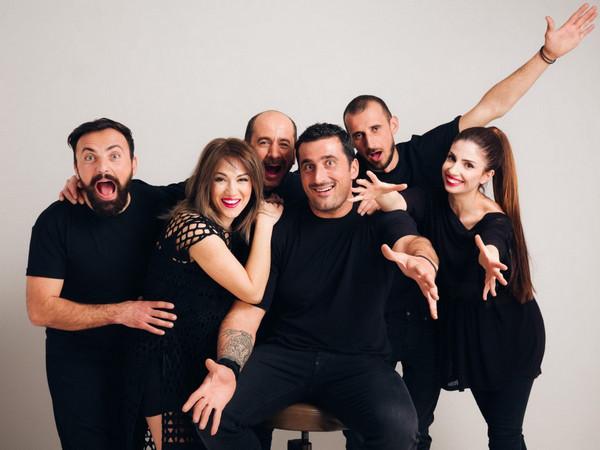 Группа Argo. Участник от Греции на Евровидении 2016 в Швеции.