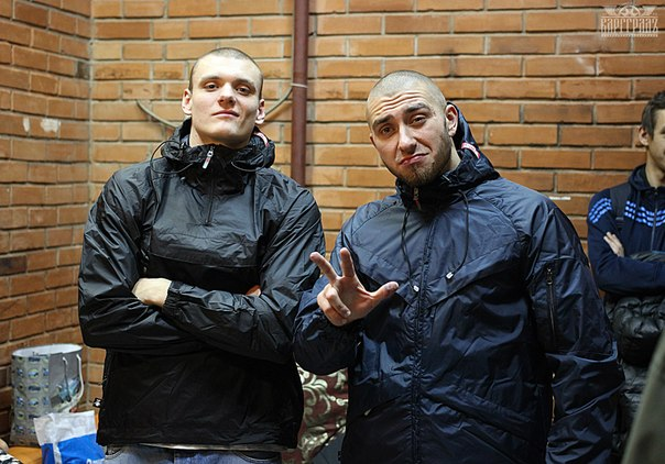 Гарри Топор и Тони Раут