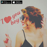 ������� - I love you, boy