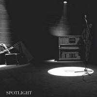 spotlight machine gun