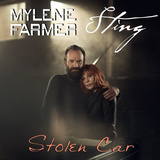 Mylene Farmer, Sting - Stolen car
